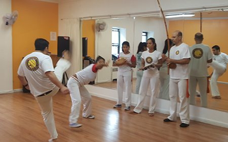 My Experience Teaching Capoeira in Queens Neighborhood of Jackson Heights
